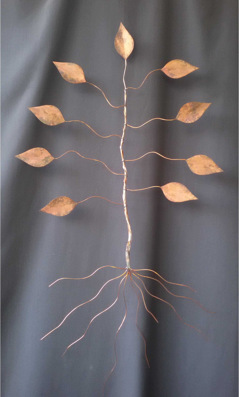 création artisanale décoration, création vibratoire, arbre