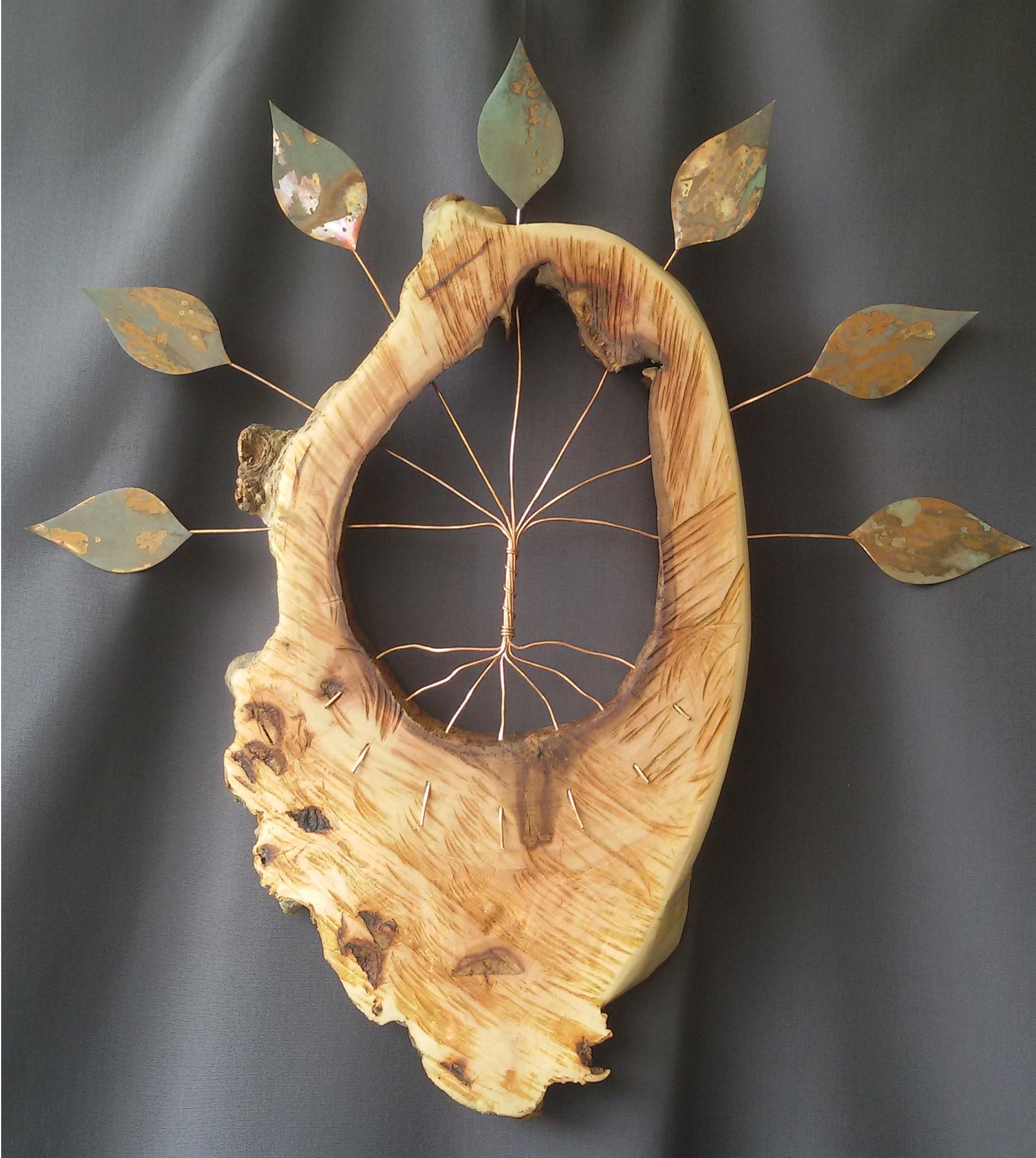 création artisanale décoration, création vibratoire, arbre de vie